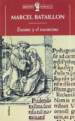 9788484320562: Erasmo y el erasmismo (Biblioteca de Bolsillo)