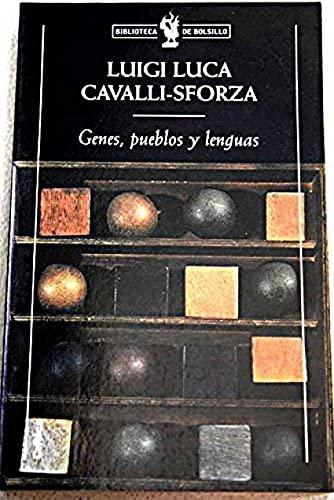 9788484320845: Genes, Pueblos y Lenguas (Spanish Edition)