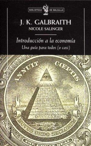 9788484320999: Introducción a la economía: Una guía para todos (o casi) (Biblioteca de Bolsillo)