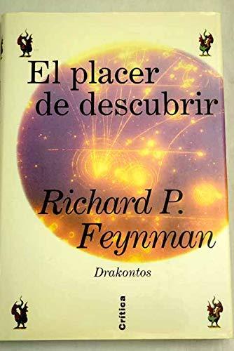 9788484321064: El placer de descubrir (Drakontos)