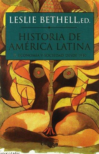 9788484321088: Historia de America Latina 11. Economia y Sociedad Desde 1930