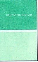 9788484321217: Cantar de Mio Cid (Spanish Edition)