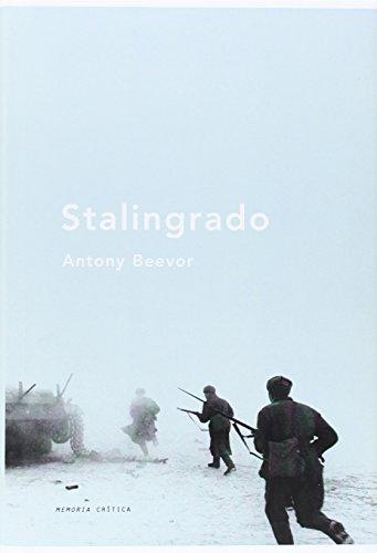 9788484321293: Stalingrado (Memoria Crítica)