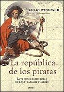 La república de los piratas - Colin Woodard