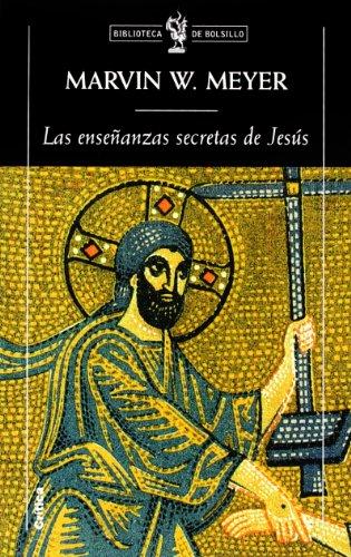 9788484321347: Las enseñanzas secretas de Jesús (Biblioteca de Bolsillo)