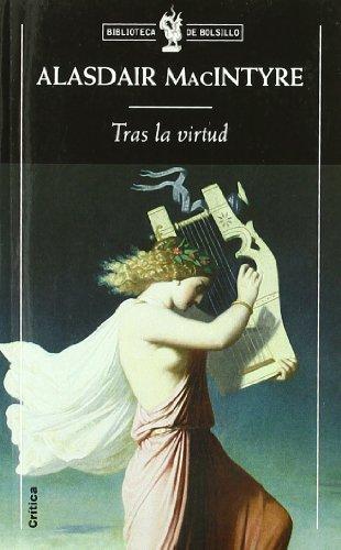 9788484321705: Tras La Virtud (Spanish Edition)
