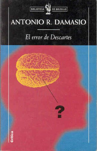 9788484321842: Error de Descartes, El - La Emocion, La Razon (Spanish Edition)