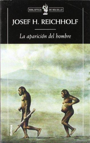 9788484322054: La aparición del hombre (Biblioteca de Bolsillo)