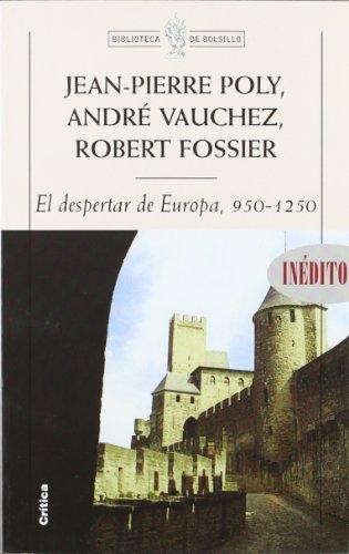 9788484322252: El despertar de Europa 950-1250 (Biblioteca de Bolsillo)