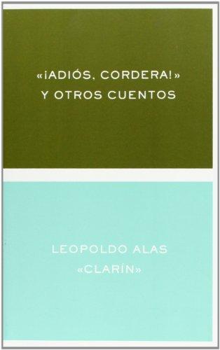 9788484322818: «Adiós, cordera» y otros cuentos (Clásicos y Modernos)