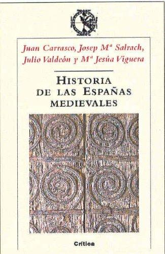 9788484323006: Historia de las españas medievales (Crítica/Historia medieval)