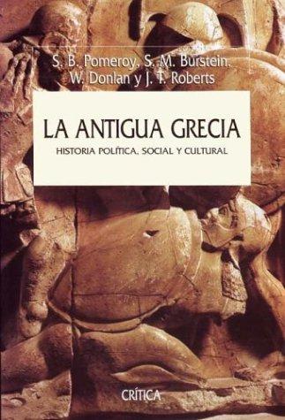 9788484323020: La Antigua Grecia (Spanish Edition)