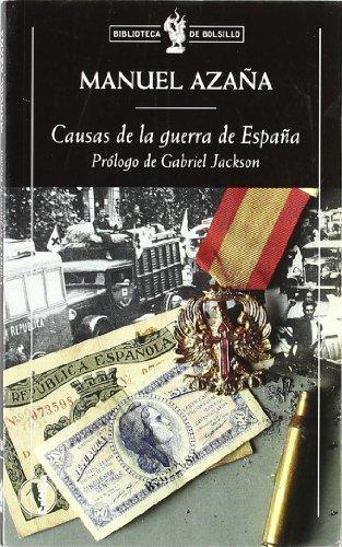 9788484323044: Causas de la guerra de España: Prólogo de Gabriel Jackson (Biblioteca de Bolsillo)