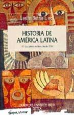 9788484323372: Historia de América latina 16. los paises andinos desde 1930