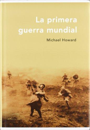 9788484324195: La Primera Guerra Mundial (Spanish Edition)