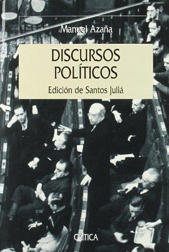 9788484324805: Discursos Politicos (Spanish Edition)