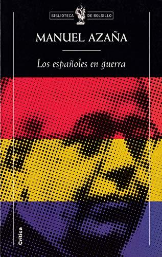 9788484324966: Los españoles en guerra
