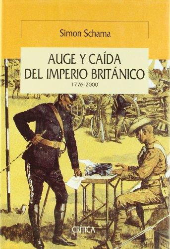 9788484325802: Auge y Caida del Imperio Britc?nico (Spanish Edition)