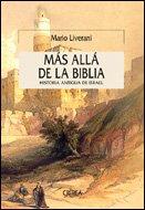 9788484325901: Más allá de la Biblia: Historia antigua de Israel (SERIE MAYOR II)