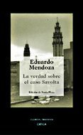 9788484326670: La verdad sobre el caso Savolta (Seix Barral Biblioteca de Bolsillo Eduardo Mendoza)