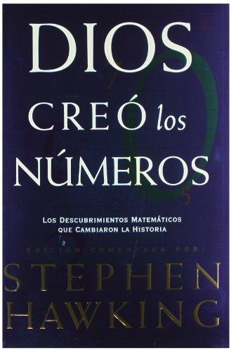 Dios creo los numeros (8484327531) by Stephen Hawking