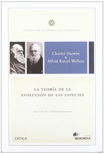 La teoría de la evolución de las especies (Paperback) - Charles Darwin, Alfred Russel Wallace