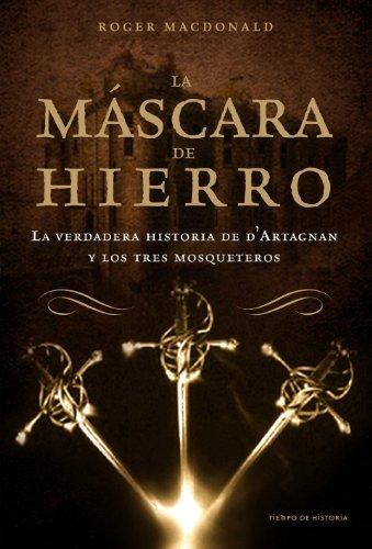 LA MASCARA DE HIERRO (LOS 3 MOSQUETEROS): MCDONALD, ROGER