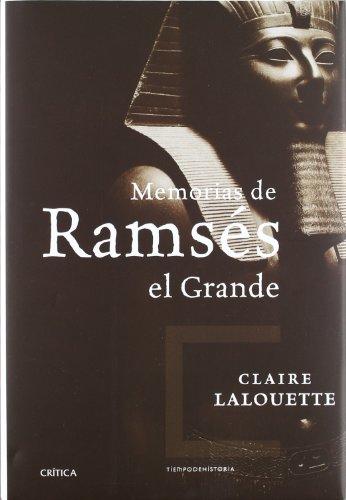 Memorias de Ramses el Grande: Claire Lalouette