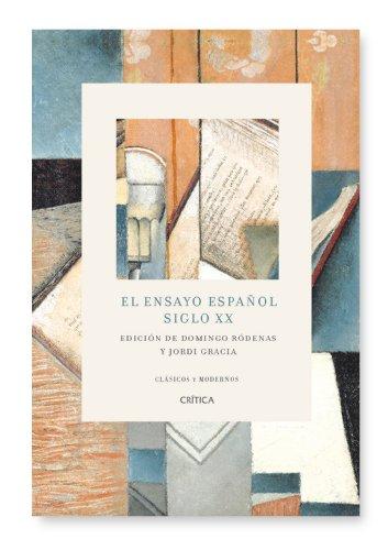 9788484328995: El ensayo español: Siglo XX (Letras de Humanidad)
