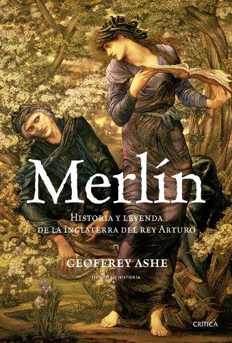 9788484329268: Merlín: Historia y leyenda de la Inglaterra del rey Arturo (Tiempo de Historia)