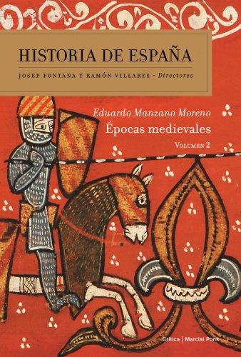 9788484329381: Épocas medievales: Historia de España Vol. 2