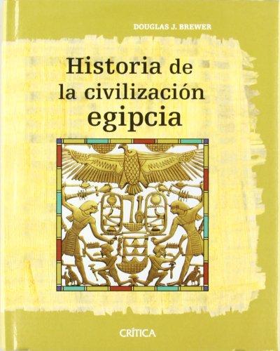 9788484329428: Historia De La Civilizacion Egipcia