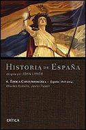 9788484329510: Época contemporánea. España 1808-2004 (Historia de España (Lynch))