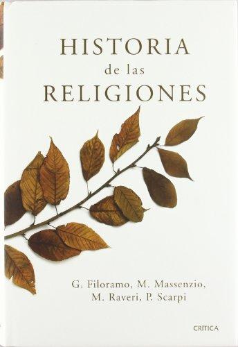 9788484329596: Historia de las religiones (Serie Mayor)