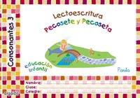 9788484330271: Lecto-escritura, vocales, Educación Infantil. Cuadrícula