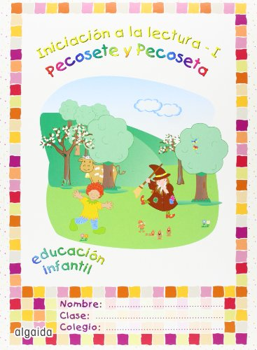 9788484330301: Iniciación a la lectura I (Nuevo Pecosete y Pecoseta) - 9788484330301
