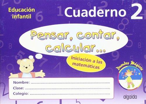 9788484332725: Duendes mágicos, iniciación a las matemáticas 2, Educación Infantil, 3 años, 2 ciclo