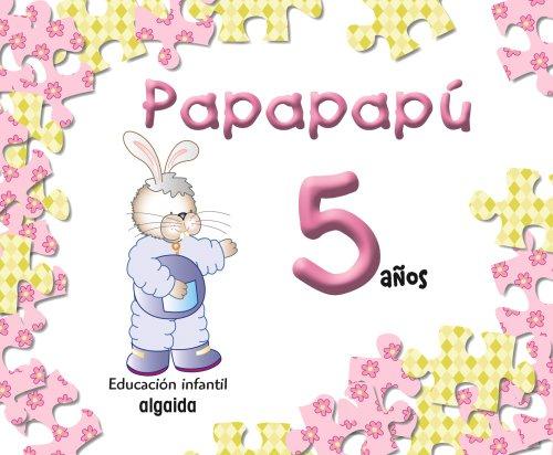 9788484334507: Papapapú 5 años