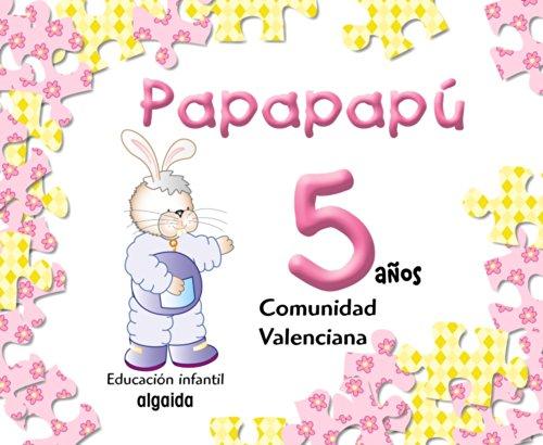9788484334552: Papapapú 5 años