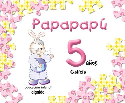 9788484334651: Papapapú 5 años