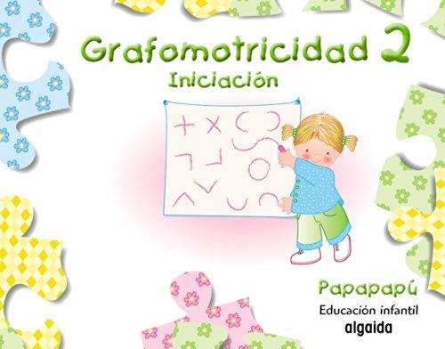 9788484336679: Grafomotricidad 2 (Papapapú) - 9788484336679