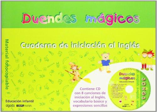 9788484338857: Cuaderno de Iniciación al Inglés