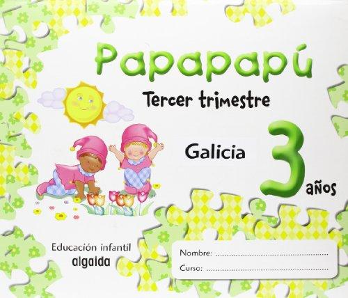 9788484339670: Papapapú 3 años. 3º Trimestre