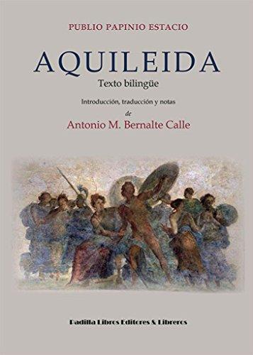9788484345756: Aquileida: Texto Bilingüe
