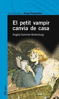 9788484355663: El Petit Vampir Canvia de Casa Catalan
