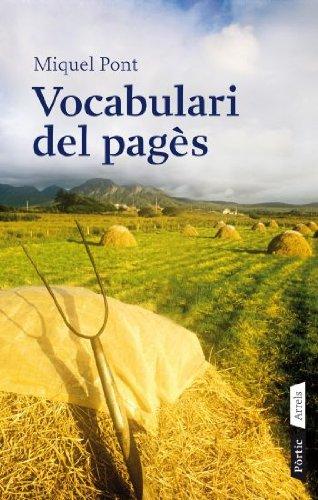 9788484375920: Vocabulari Del Pagès (Arrels)