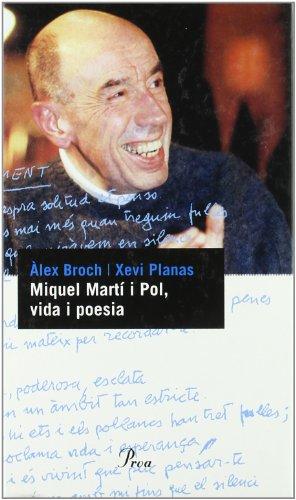 9788484376729: Miquel Martí i Pol, vida i poesia (Perfils)
