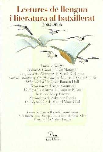 9788484377184: Lectures de llengua i literatura al batxillerat 2004-2006