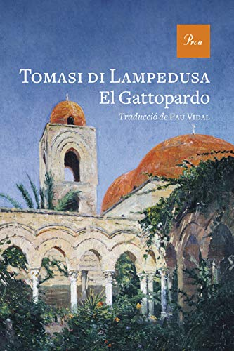 9788484377696: El Gattopardo (A tot vent-rustica)