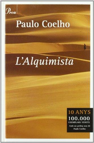 9788484377825: L'Alquimista: Edició especial 10è aniversari (A TOT VENT-BETA)